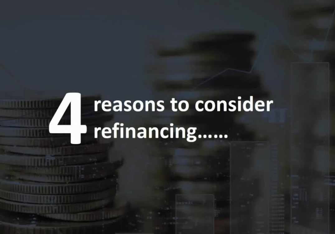 Whitby Mortgage Agent reveals 4 reasons to refinance your mortgage