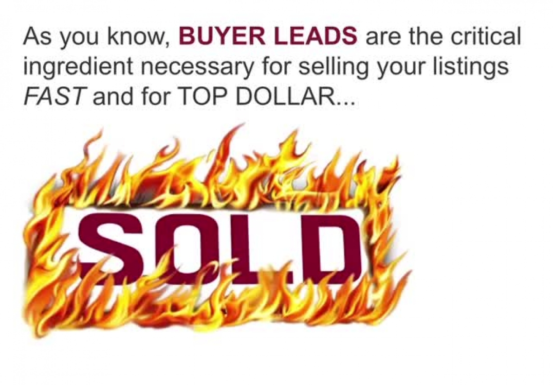 How to ATTRACT more Buyer Leads.