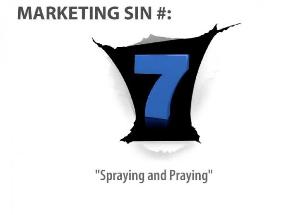 Realtor Marketing Sin #7