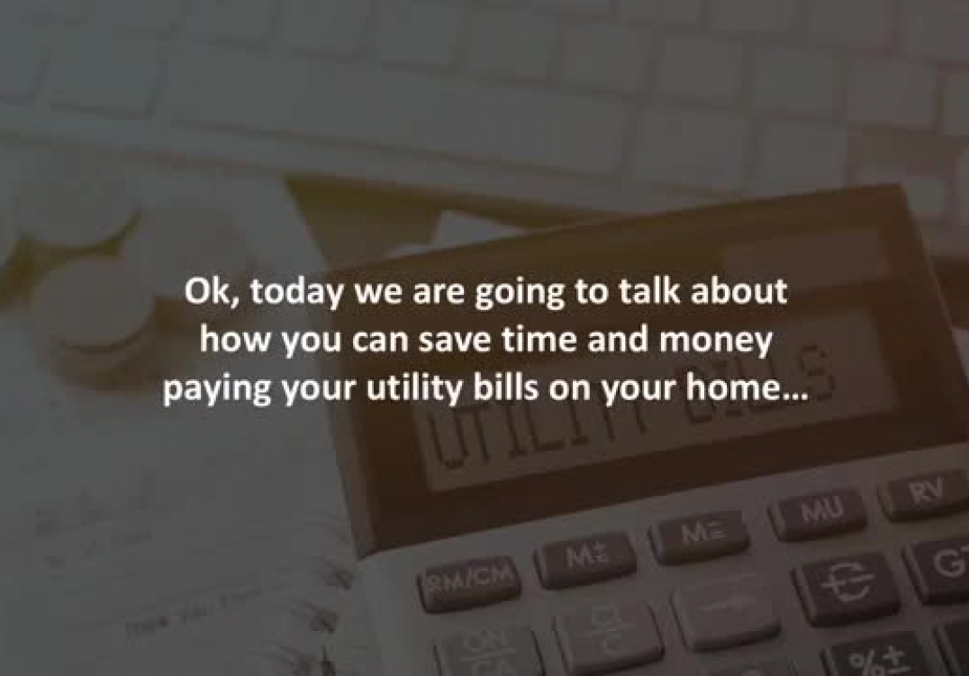 Whitby mortgage agent reveals 6 tips to save you time and money paying your utility bills…